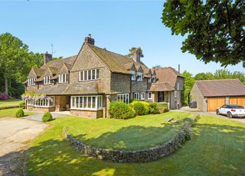 Thumbnail 7 bed detached house for sale in Green Lane, Churt, Farnham, Surrey