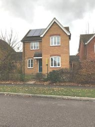Thumbnail 4 bedroom link-detached house for sale in Brook Farm Road, Saxmundham, Suffolk