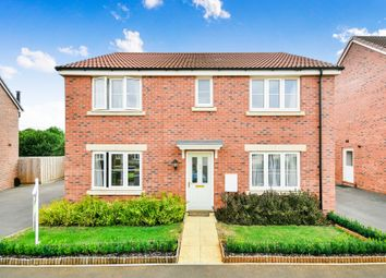 Thumbnail 5 bedroom detached house for sale in Polesdon Avenue, Coate, Swindon