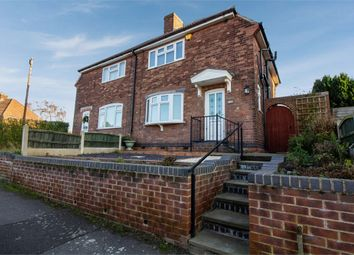 Thumbnail 3 bed semi-detached house for sale in East Lane, Edwinstowe, Mansfield, Nottinghamshire