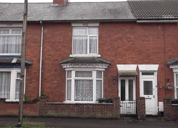 Thumbnail 3 bedroom terraced house to rent in Grove Road, Rushden