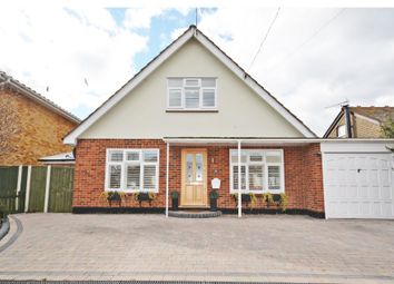Thumbnail 4 bed detached house for sale in Waalwyk Drive, Canvey Island