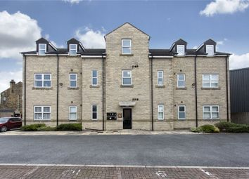 Thumbnail 2 bed flat for sale in Heathcliffe Court, Bruntcliffe Road, Morley, Leeds