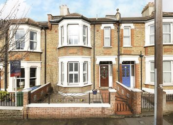 Thumbnail 3 bed terraced house for sale in Eversley Road, London