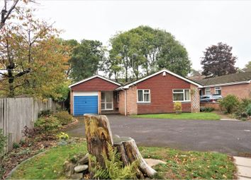 Thumbnail 3 bed detached bungalow for sale in Andover Road, Newbury
