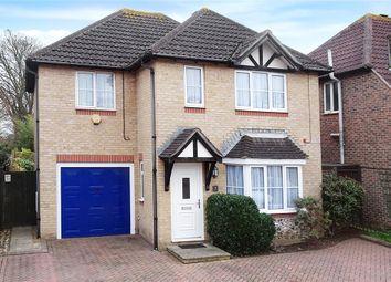 4 bed detached house for sale in Campion Close, Rustington, Littlehampton BN16