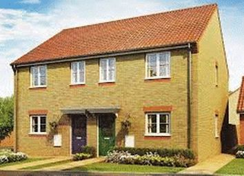 Thumbnail 3 bedroom semi-detached house for sale in The Nettleham, Wardentree Lane, Pinchbeck
