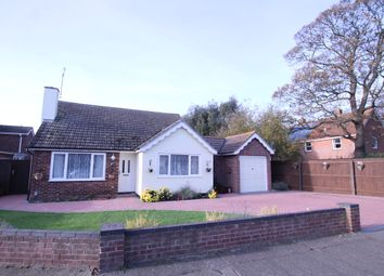 Thumbnail 2 bed detached bungalow for sale in Grange Road, Felixstowe