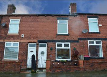 Thumbnail 2 bed terraced house for sale in Lynton Avenue, Swinton