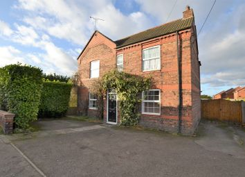 Thumbnail 3 bed detached house for sale in Holmes Chapel Road, Middlewich