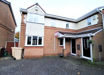 Thumbnail 2 bed semi-detached house to rent in Fossgill Avenue, Bolton