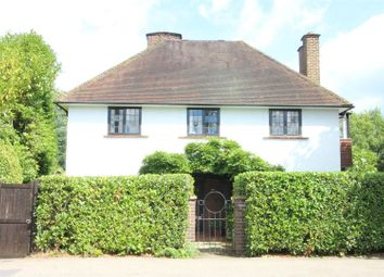 Thumbnail 5 bed detached house to rent in Madeira Road, West Byfleet