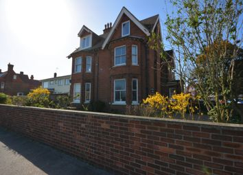 Thumbnail 2 bed flat for sale in Rectory Road, Lowestoft