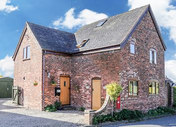 Thumbnail 4 bed detached house for sale in The Old Post Office, Mamble