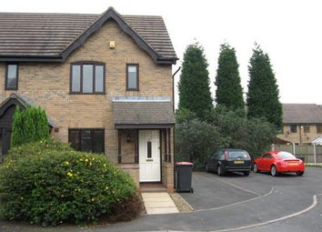 Thumbnail 2 bed semi-detached house to rent in Guest Close, Donnington Wood