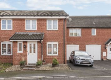 Thumbnail 3 bed end terrace house for sale in Seabreeze Crescent, Newport