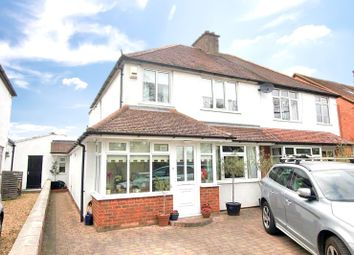 Thumbnail 4 bedroom semi-detached house for sale in Steventon Road, Drayton, Abingdon