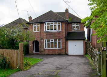 Thumbnail 4 bed detached house for sale in Silverdale Road, Earley, Reading