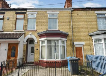 Thumbnail 3 bed terraced house to rent in Jalland Street, Hull