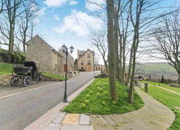 Thumbnail 5 bed detached house for sale in Hurst Villa Derbyshire Level, Glossop