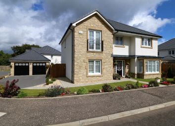 Thumbnail 5 bed detached house for sale in Scobbie Place, Falkirk
