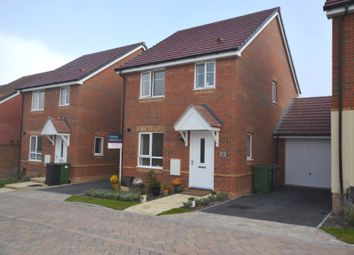 Thumbnail 3 bed detached house to rent in Felix Road, Didcot