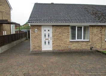 Thumbnail 2 bed semi-detached bungalow to rent in Emsworth Close, Shipley View, Nottingham