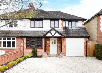 Thumbnail 3 bed semi-detached house for sale in Mill Lane, Earley, Reading, Berkshire