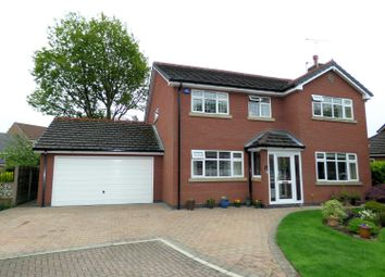 Thumbnail 4 bed detached house for sale in The Green, Greenmount, Bury