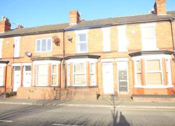 Thumbnail 2 bedroom terraced house for sale in Marsh House Lane, Warrington, Cheshire