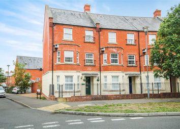 Thumbnail 3 bed end terrace house for sale in Queen Elizabeth Drive, Swindon
