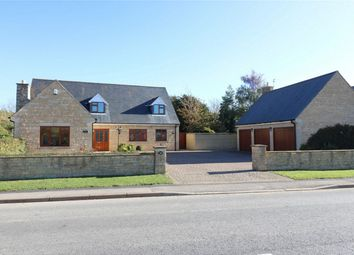 Thumbnail 6 bed detached house for sale in Lincoln Road, Glinton, Peterborough, Cambridgeshire
