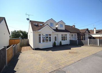 Thumbnail 5 bed semi-detached house for sale in Giffords Cross Road, Corringham, Stanford-Le-Hope