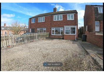 Thumbnail 3 bedroom semi-detached house to rent in Berwyn View, Ellesmere