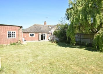 Thumbnail 3 bedroom semi-detached bungalow for sale in Fraser Close, Old Basing, Basingstoke