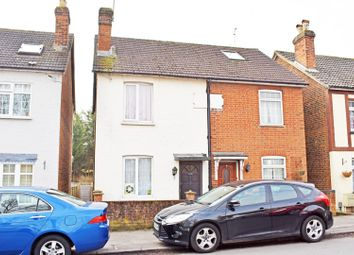 Thumbnail 2 bed semi-detached house for sale in Stoughton Road, Guildford