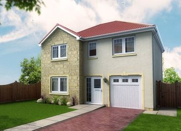 Thumbnail 4 bedroom detached house for sale in The Hibiscus, Off Cupar Road, Leven, Fife