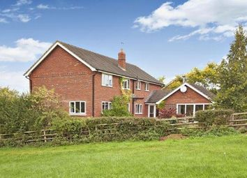 Thumbnail 5 bed detached house for sale in The Elms, Tallarn Green, Malpas