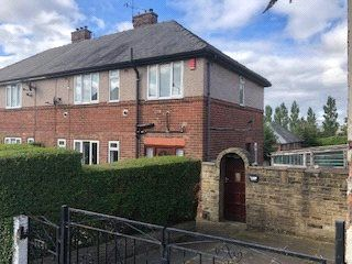 Thumbnail 4 bed semi-detached house for sale in North Wing, Bradford, West Yorkshire