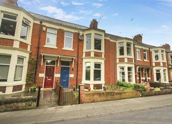 Thumbnail 4 bed terraced house to rent in Balmoral Gardens, Whitley Bay, Tyne And Wear