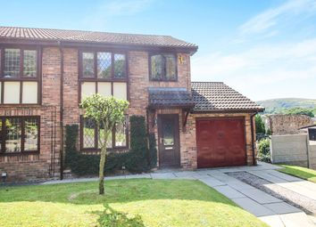 Thumbnail 3 bed semi-detached house for sale in Kirkdale Close, Darwen