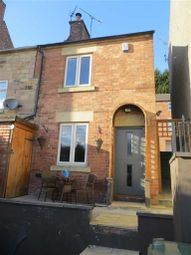 Thumbnail 2 bed cottage to rent in Nottingham Road, Belper, Derbys
