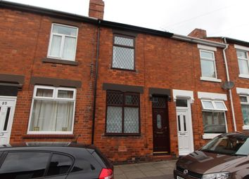 2 bed terraced house to rent in Clare Street, Stoke-On-Trent ST4