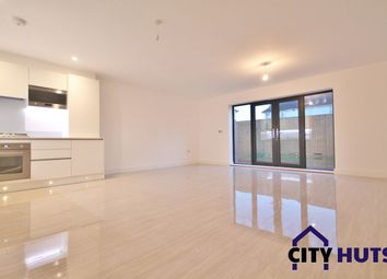 Thumbnail 3 bed flat to rent in Bramley Road, London