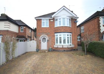 Thumbnail Detached house for sale in Trevor Road, Hinckley