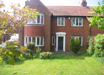 Thumbnail 4 bed semi-detached house for sale in Cheviot View, Ponteland