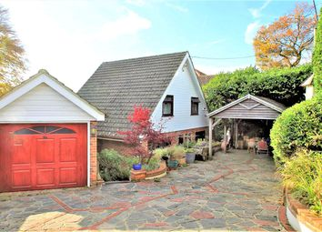 Thumbnail 3 bed detached house for sale in Sutherland Avenue, Biggin Hill, Westerham
