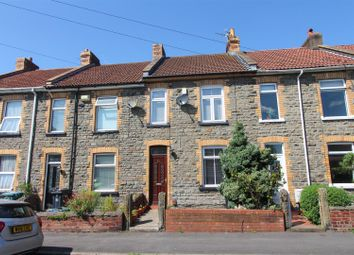 Thumbnail 2 bed terraced house for sale in Preddys Lane, St George, Bristol