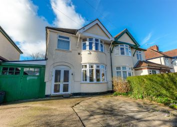 Thumbnail 3 bed semi-detached house for sale in Lonsdale Road, Leamington Spa