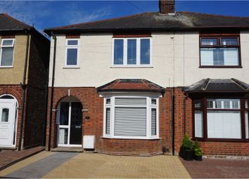 Thumbnail 3 bedroom semi-detached house for sale in Geralds Avenue, Ipswich